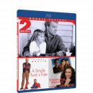A Simple Twist of Fate & Unstrung Heroes - Blu-ray