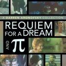 Requiem for a Dream & Pi (1998) DvD Darren Aronofsky