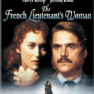 The French Lieutenant's Woman DvD starring Meryl Streep