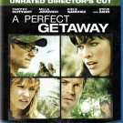 A Perfect Getaway (Unrated Director&#39;s Cut) [Blu-ray]