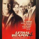 Lethal Weapon4(DvD)Mel Gibson,Danny Glover, Jet Li