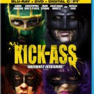 Kick-Ass(3-Disc Blu-ray/DVD Combo+Digital Copy)
