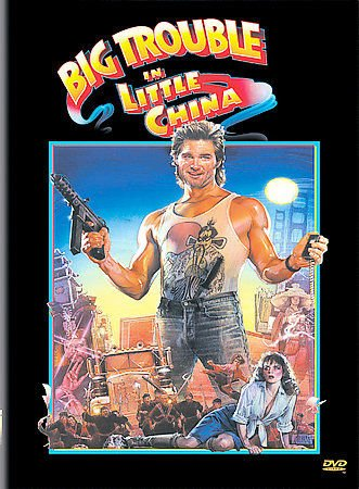 Big Trouble in Little China - Kurt Russell (DvD)