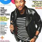 GQ Magazine-Pharrell Williams Cover 02/2015