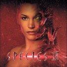 Species ll (DvD) starring Natasha Henstridge