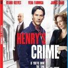 Henry's Crime [Blu-ray] starring Keanu Reeves