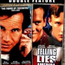TRAVELLER/TELLING LIES IN AMERICA BLU-RAY