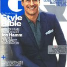 GQ Magazine - Jon Hamm Cover 04/2015