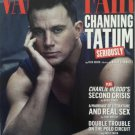 Vanity Fair - Channing Tatum Cover 08/2015
