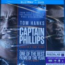 Captain Phillips (Blu-ray) starring Tom Hanks