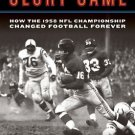 The Glory Game by Frank Gifford w/ Peter Richmond (Hardcover) 1st Edition
