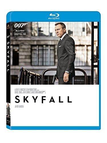 Skyfall (Blu-ray Disc) James Bond 2007 Starring Daniel Craig