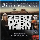 Zero Dark Thirty (Blu-ray/DVD +UltraViolet Digital Copy) Jessica Chastain