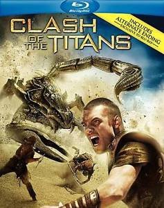 Clash of the Titans (Blu-ray) starring Sam Worthington & Liam Neeson