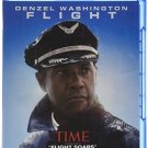 Flight (Blu-ray) starring Denzel Washington, John Goodman, Kelly Reilly