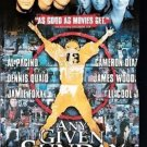Any Given Sunday DvD Al Pacino, Cameron Diaz, Jamie Foxx