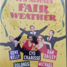 IT'S ALWAYS FAIR WEATHER (DvD) starring GENE KELLY, CYD CHARISSE
