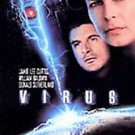 Virus DvD starring Jamie Lee Curtis, Donald Sutherland & William Baldwin