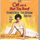 Cat On A Hot Tin Roof (Blu-ray) Elizabeth Taylor, Paul Newman, Burl Ives