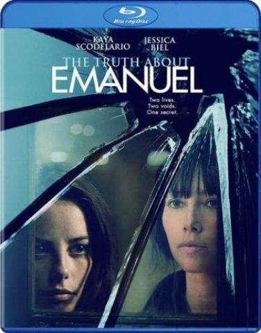 The Truth About Emanuel (Blu-ray) starring Jessica Biel & Kaya Scodelario