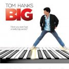 BIG (Blu-ray) starring Tom Hanks, Elizabeth Perkins, Robert Loggia
