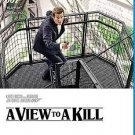 A VIEW TO A KILL NEW (BLU-RAY) Starring Roger Moore, Grace Jones