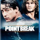 Point Break (Blu-ray) starring Keanu Reeves & Patrick Swayze