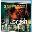 Crash (Blu-ray) Sandra Bullock, Terrence Howard, Ryan Phillippe
