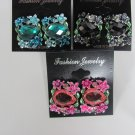 Earrings 3 PCS