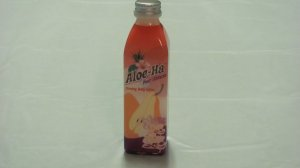 Aloe-Ha Pear Hibiscus Firming Body Lotion