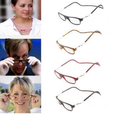 Hanging Neck Folding Reading Glasses Magnetic +1.00; +1.50, +2.00; +2.50
