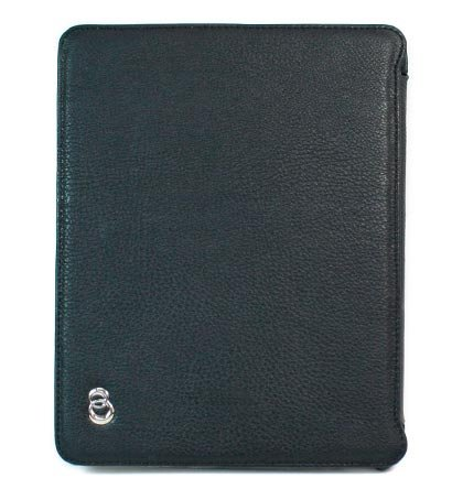 Kroo Couture Case for Apple iPad (Color: Black/12001)