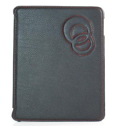 Kroo Couture Case for Apple iPad (Color: Black 2/12003)