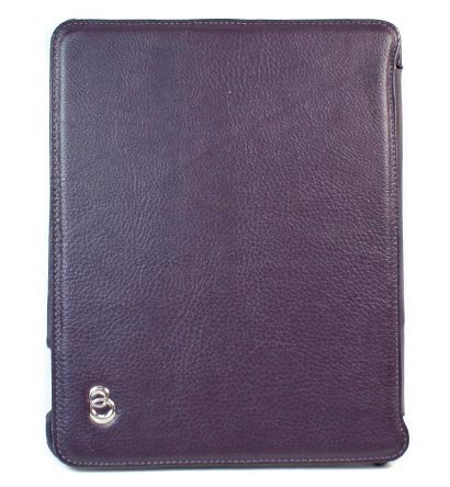 Kroo Couture Case for Apple iPad (Color: PURPLE/12002)