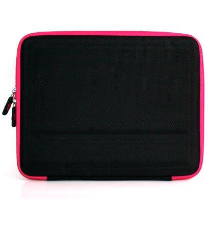 "Kroo Cube Hard Eva Case fits up to 9"" Tablets  (Color: MAGENTA/11877)"