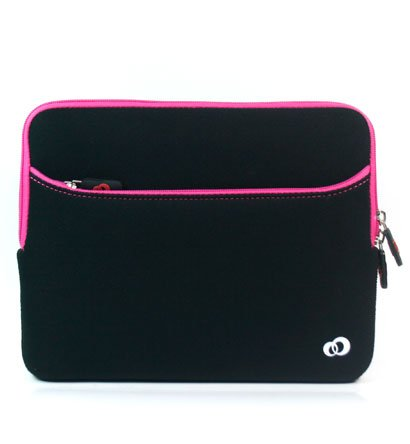 "Kroo Glove 2 Case fits up to 9"" Tablets (Color: MAGENTA/11896)"
