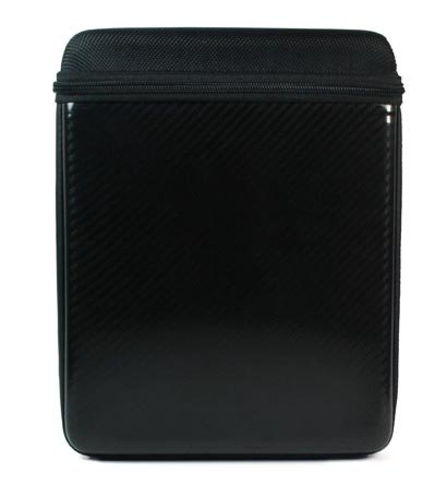 """Kroo ICAP Case fits up to 9"""" Tablets (Color: BLACK/11928)"""