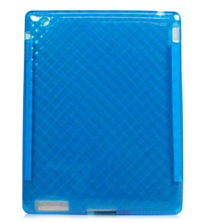 Kroo FLEX Case for Apple iPad 2 (Color: BLUE/12095)