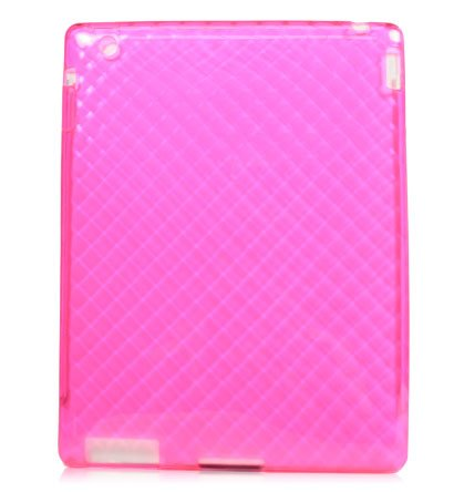 Kroo FLEX Case for Apple iPad 2 (Color: MAGENTA/12098)