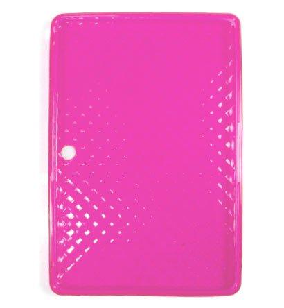 FLEX Diamond Design Case for Blackberry Playbook (Color: MAGENTA/12094)