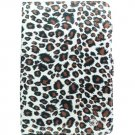 Melrose Case for Amazon Kindle 3 (Color: Grey Leopard Print/12062)