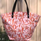 GAP PRETTY PINK TOTE HANDBAG
