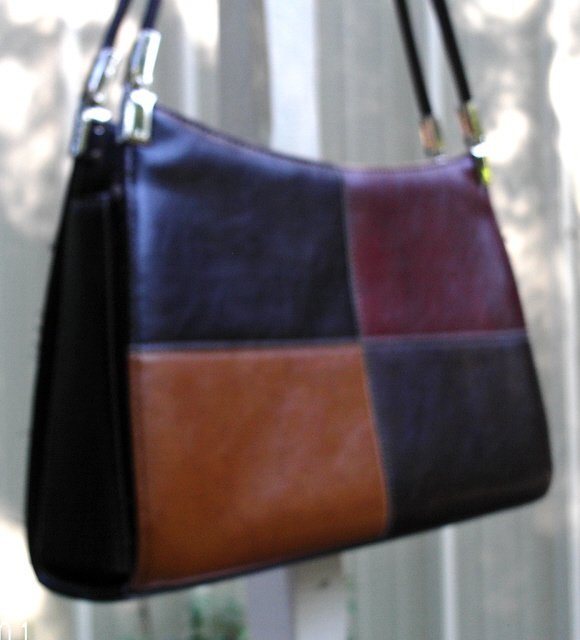 Designer Inspired Fall Handbag, To Wear With Black/Brown/Burgundy/Tan