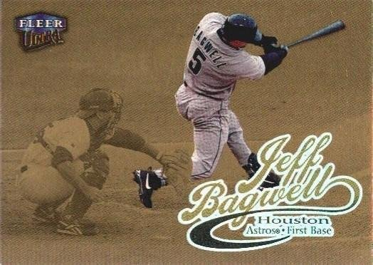 "1999 Ultra ""Gold Medallion""  Jeff Bagwell"
