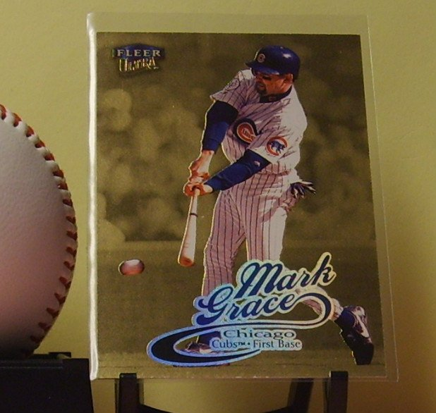 "1999 Ultra ""Gold Medallion"" Mark Grace"