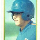 1990 Bowman Alan Zinter Rookie Card