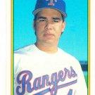1990 Bowman Brian Bohanan Rookie Card