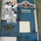 "2005 Throwback Collection ""Throwback Threads"" Orlando Cepeda Jersey"