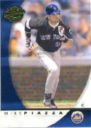 2001 Donruss Mike Piazza   SAMPLE