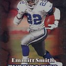 "2000 Fleer Mystique ""Running Men"" Emmitt Smith"